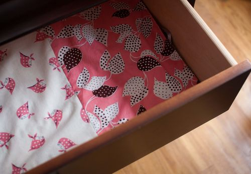 Lavender Drawer Liners 11
